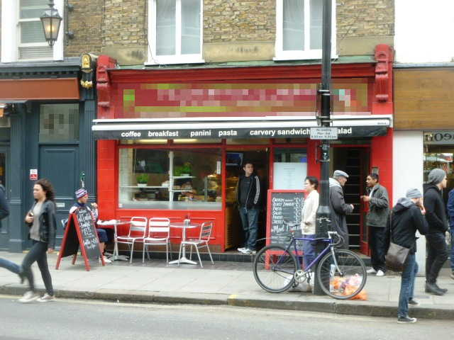 Well Established Fully Fitted Sandwich Bar / Coffee Shop, West London for sale