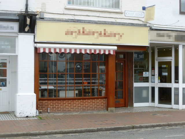 Well Equipped Retail Bakery, Coffee Shop and Sandwich Bar - Recently Closed, Hampshire For Sale