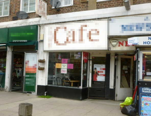 Well Established Caf� Plus Takeaway - A3 Useage, North London for sale
