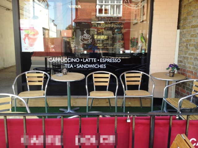 Attractive Coffee Shop / Sandwich Bar (We Understand The Premises Have A1 Use) in Surrey for sale