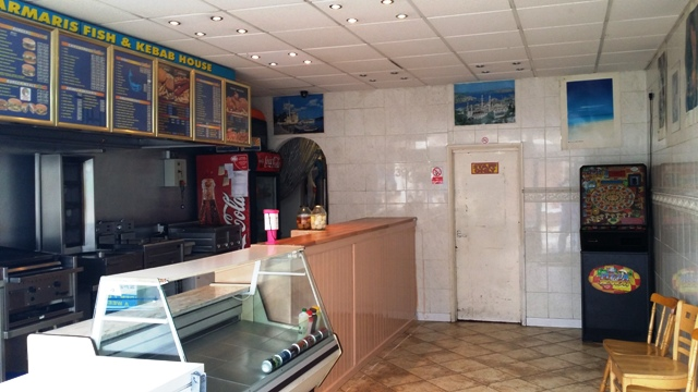 Fish & Chip Shop, Pizza Takeaway and Kebab Shop in Fareham For Sale
