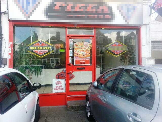 Licensed Pizza Takeaway Franchise in Kent For Sale