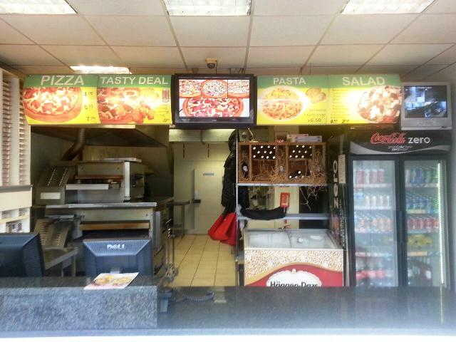 Fully Equipped Pizza Takeaway and Delivery with Licence For The Sale of Wines and Beers for sale in Dartford for sale