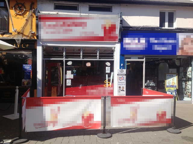 Fully Fitted Thai Noodle Bar, West Sussex for sale