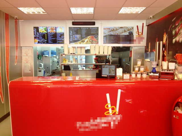 Fully Fitted Thai Noodle Bar for sale in Littlehampton, West Sussex for sale