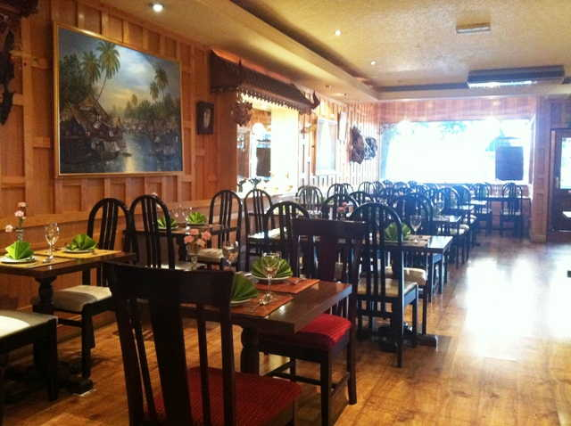 Thai Restaurant in Surbiton For Sale