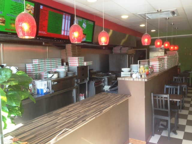 Pizza Takeaway and Delivery Plus Seating Area for sale in West Midlands for sale