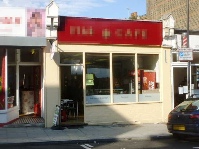 Well Equipped Caf� Reduced For Early Sale To �22,500 Plus Stock At Valuation, South London for sale