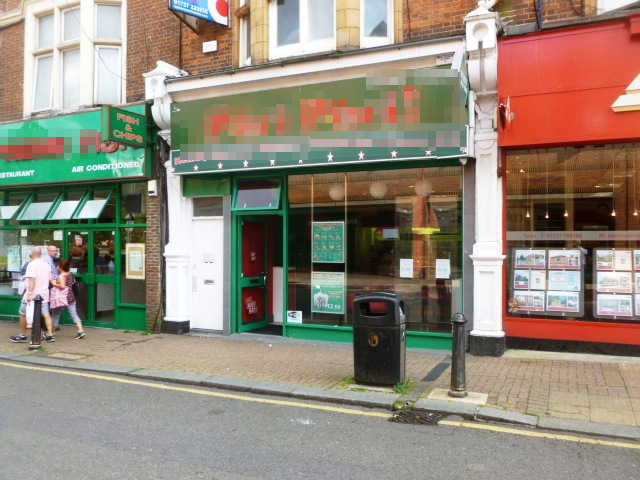 Spacious Well Fitted Fast Food Restaurant (Peri Peri Chicken, Fried Chicken, Chips, Pizzas Etc), Surrey for sale