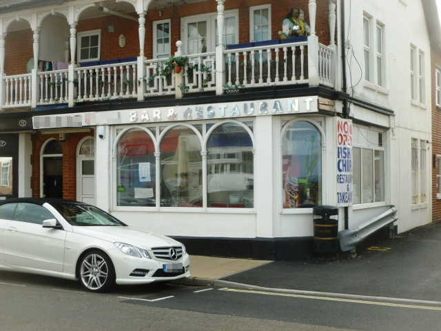 Spacious Well Equipped Takeaway Fish and Chip Shop Plus Restaurant, Hampshire for sale