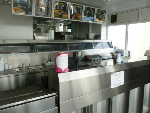 Spacious Well Equipped Takeaway Fish and Chip Shop Plus Restaurant for sale in Gosport, Hampshire for sale