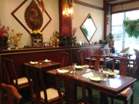 Attractive Licensed Thai Restaurant, East London for sale