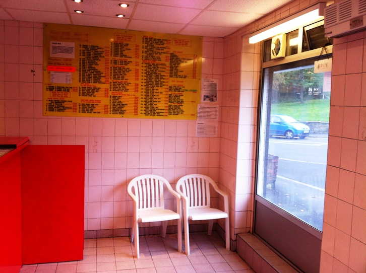 Catering Premises was Chinese Takeaway in Huddersfield For Sale