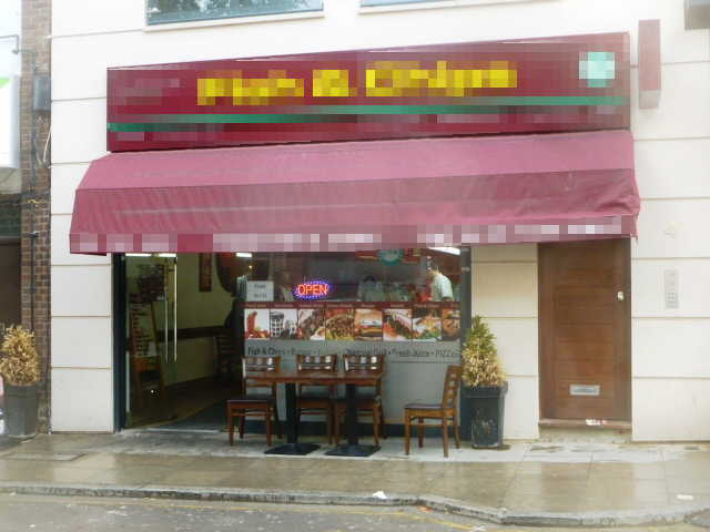 Superb Newly Fitted Takeaway Fish and Chips, Kebabs, Pizzas Plus Restaurant Seating Area, North London for sale