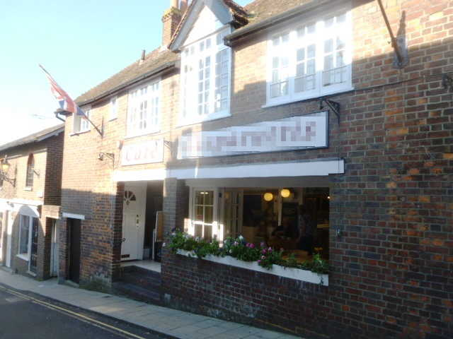Attractive Freehold Licensed Italian and Fish Restaurant, East Sussex for sale