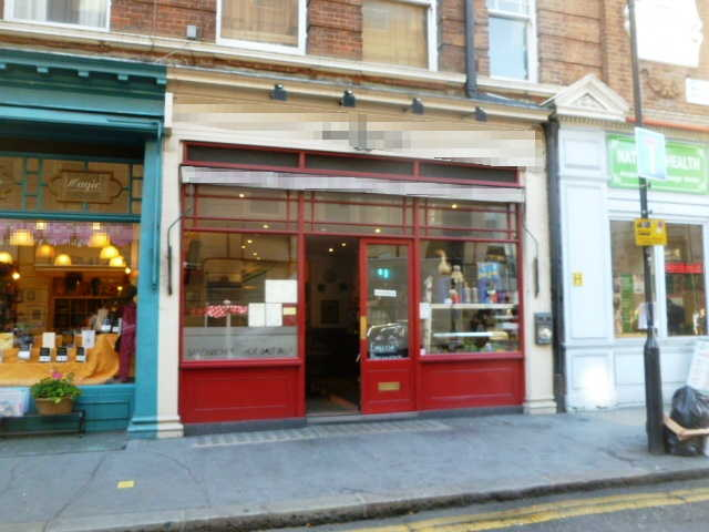 Profitable Old Established Caf�, Central London for sale