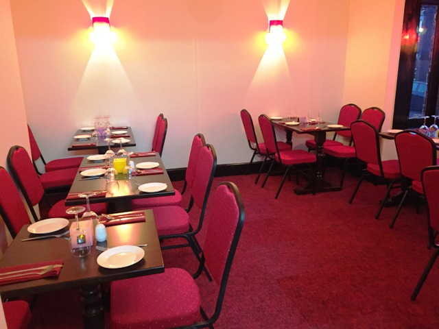 Licensed Indian Restaurant Including Hot Food Takeaway and Delivery for sale in Folkestone for sale
