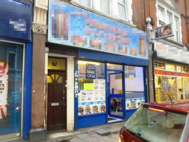 Fully Equipped Takeaway Kebabs, Pizzas, Chicken and Chips, South London for sale