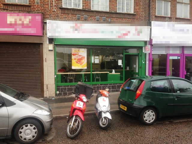 Fast Food Restaurant Including Takeaway and Delivery, North London for sale