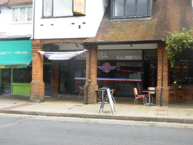Spacious Newly Fitted Licensed American Style Restaurant in Surrey for sale