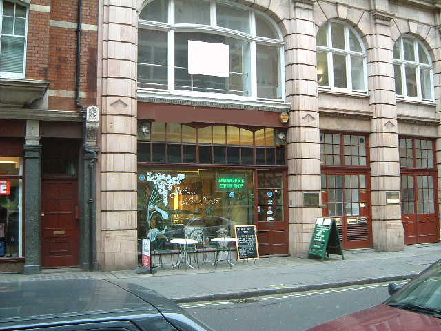 Profitable Sandwich Bar in West London for sale