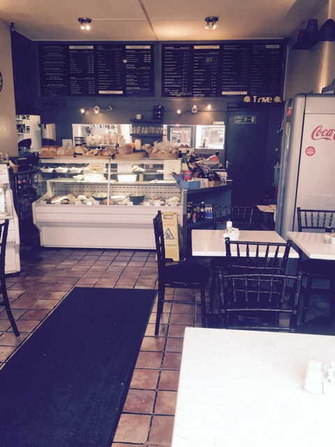 Fully Fitted Caf� / Sandwich Bar, Surrey For Sale