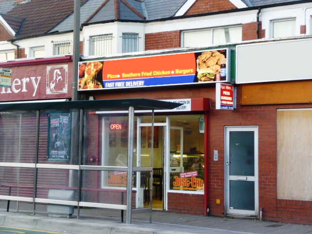 Well Fitted Pizza and Chicken Shop (Takeway and Delivery), South Wales for sale