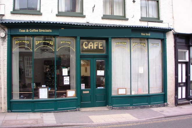 Attractive Freehold Licensed Caf� / Teashop, Lincolnshire for sale