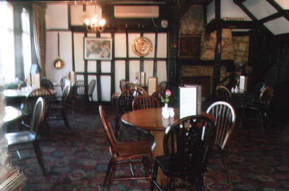 Most Attractive Olde Worlde Licensed Restaurant and Tearooms for sale in Bourne for sale