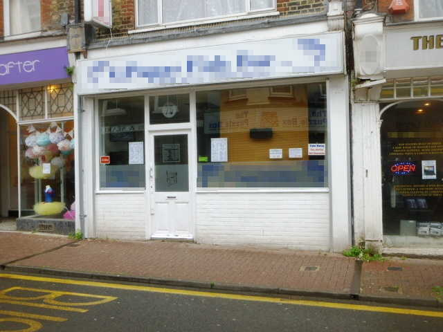 Superb and Spacious Takeaway Fish and Chips Plus Restaurant Area, Kent for sale