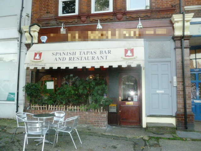 Attractive and Spacious Freehold Spanish Licensed Tapas Bar and Restaurant, Kent for sale
