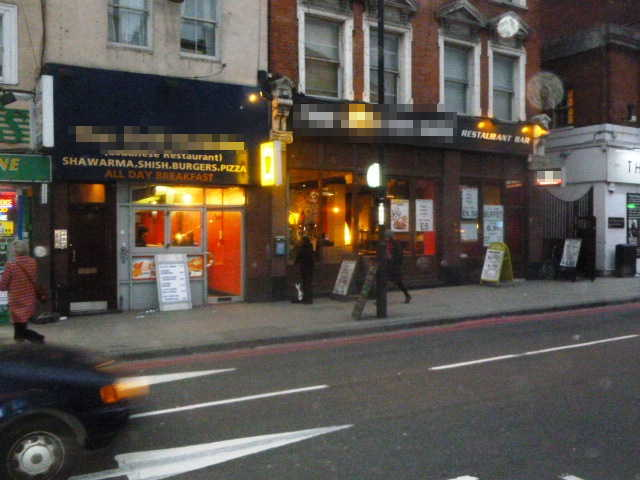 Spacious Italian Restaurant Plus Adjoining Kebab Shop, North London for sale