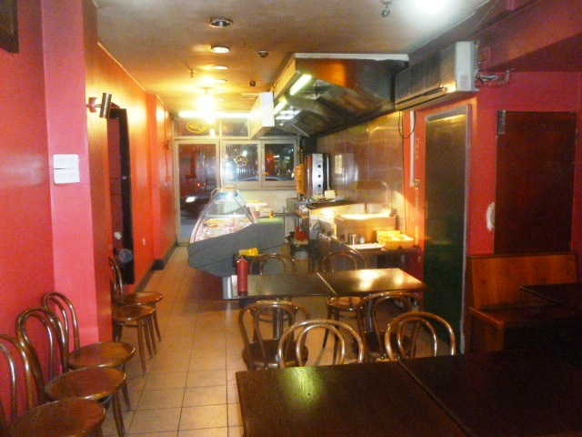 Spacious Italian Restaurant Plus Adjoining Kebab Shop for sale in Kings Cross Central for sale