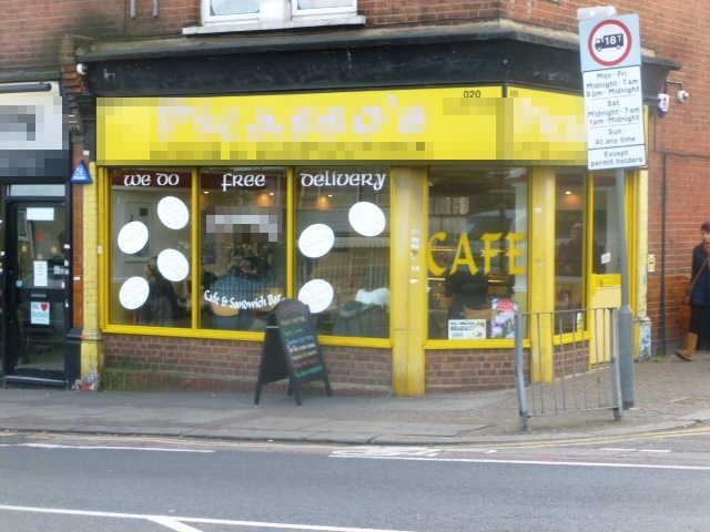Well Established Caf�, Middlesex for sale