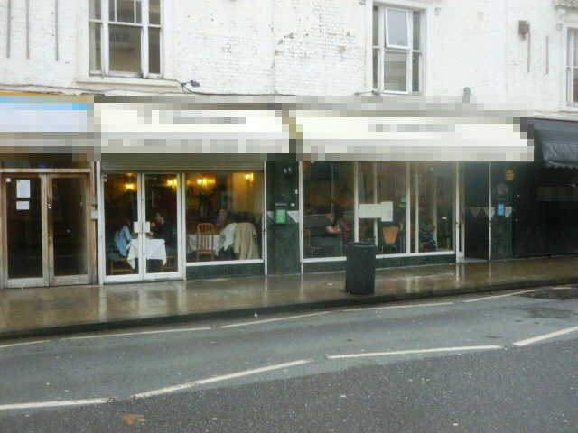 Spacious Well Established Licensed Restaurant, South London for sale