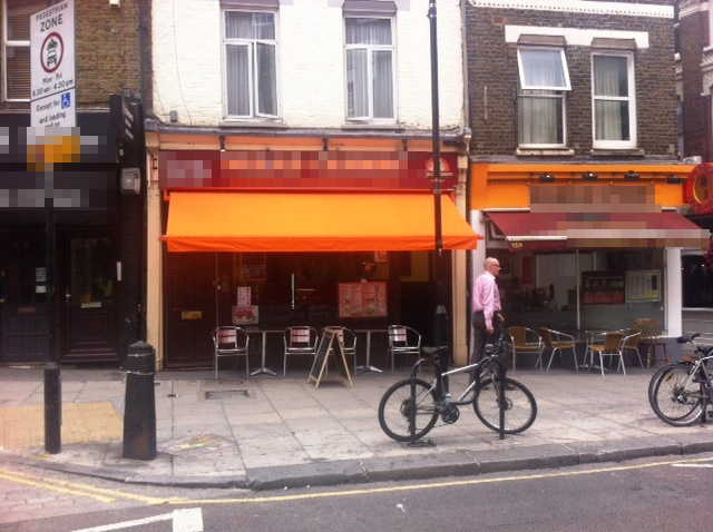 Attractive Licensed Coffee Shop / Sandwich Bar, Central London for sale