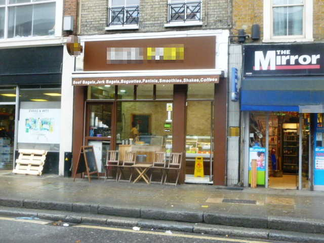 Well Fitted Sandwich Bar (Including Bagels, Panini's, Milkshakes, Teas and Coffees) A1 and A5 Use, Central London for sale