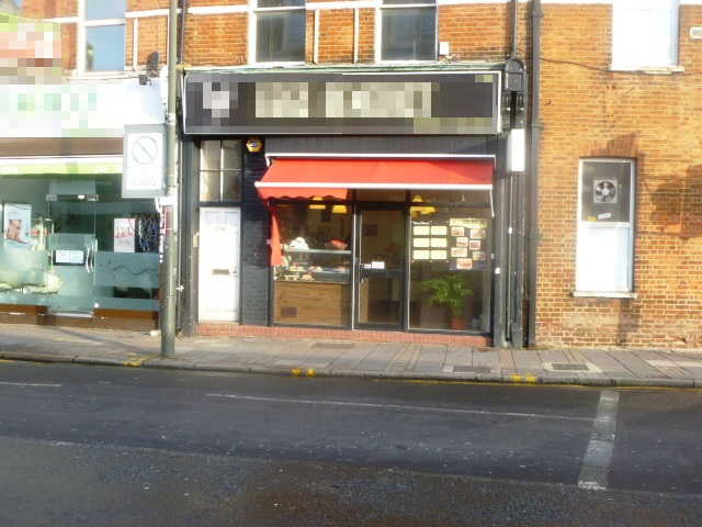 Attractive Coffee Shop / Sandwich Bar (We Understand The Premises Have A1 Use), South London for sale