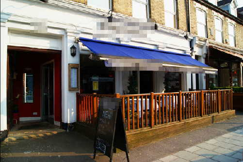 Licensed Restaurant, South London for sale