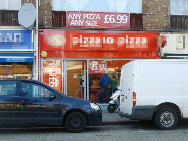 Superbly Fitted Pizza Takeaway and Delivery in Hertfordshire for sale