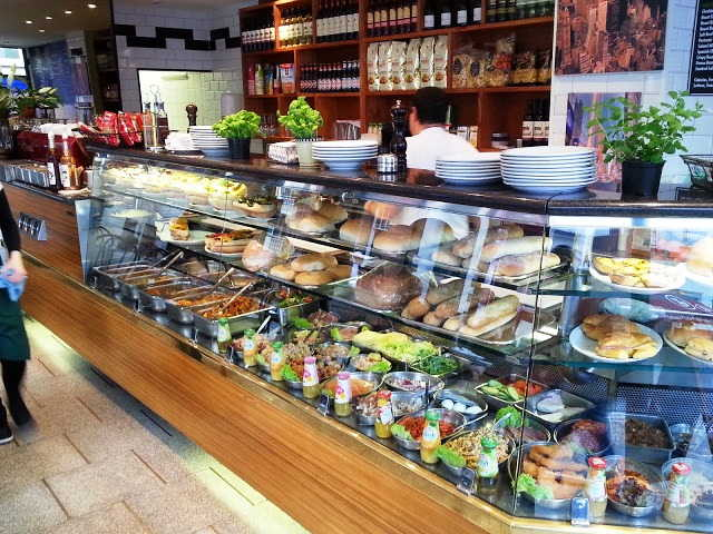 Well Established Sandwich Bar / Coffee Shop (Premises Licence Recently Granted) for sale in Holborn for sale