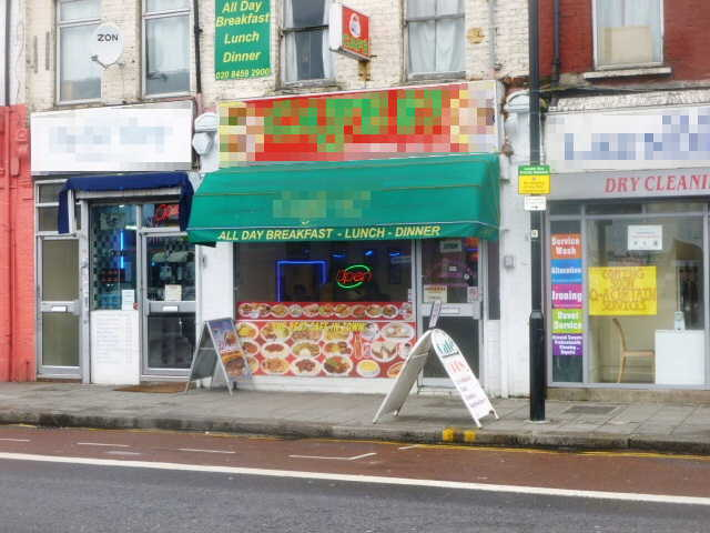Well Established Well Equipped Caf�, North London for sale