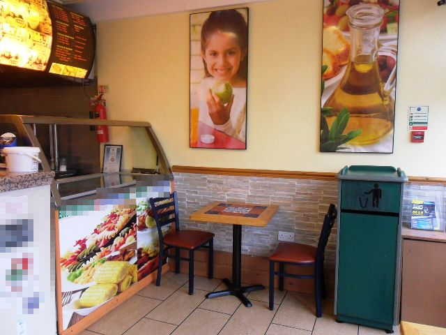 Sandwich Bar and Chicken Shop in Southampton For Sale