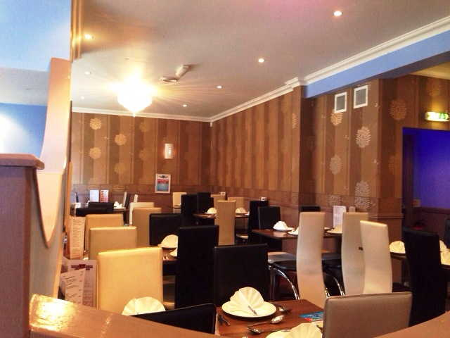 Fully Fitted Licensed Indian Restaurant for sale in Kilmarnock for sale