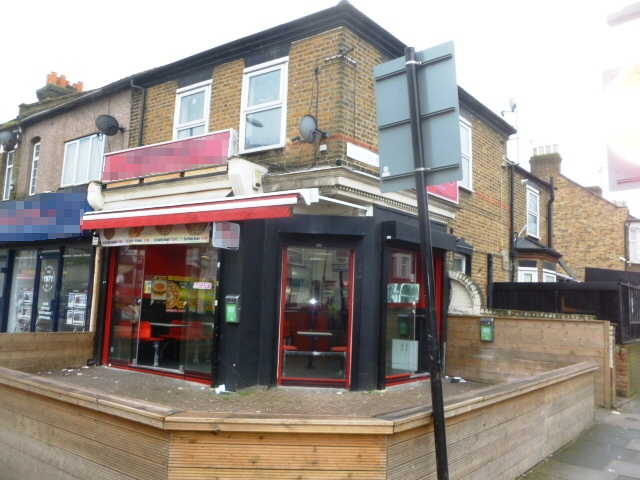 Well Fitted Pizza, Fried Chicken, Kebabs Takeaway and Delivery Plus Seating Area Plus Rear Coffee / Shisha Shop, East London for sale