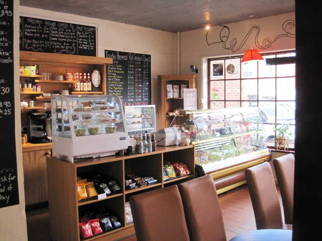 Most Attractive Coffee / Sandwich Bar Catering For Breakfasts, Light Lunches, Teas, Coffees, Cakes, Sandwiches, Panini, Jacket Potatoes Etc for sale in Reading for sale