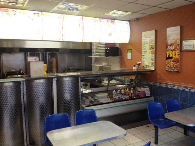 Fast Food Pizza, Kebabs, Burgers, Chips Takeaway and Delivery Plus Restaurant Area for sale in West Midlands for sale