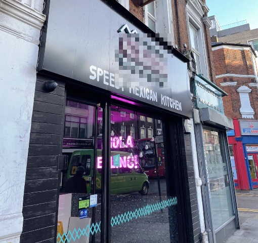 Superbly Fitted Fast Food Restaurant (Including Peri Peri Chicken, Chips Mainly Takeaway Plus Deliveries) with Small Seating Area, West London For Sale