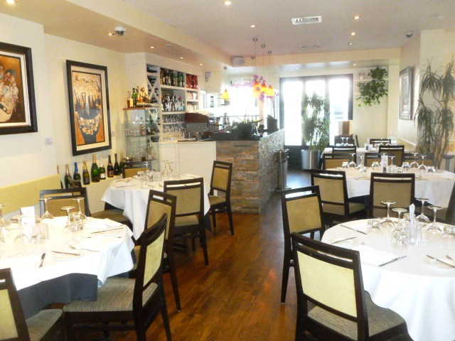 Superbly Fitted and Spacious Licensed Italian Restaurant Recently Reduced For Early Sale To Only �160,000 Plus Stock At Valuation, Subject To Contract for sale in Palmers Green for sale