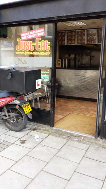Fast Food (Including Pizzas, Kebabs, Fried Chicken) Takeaway and Delivery, South London for sale